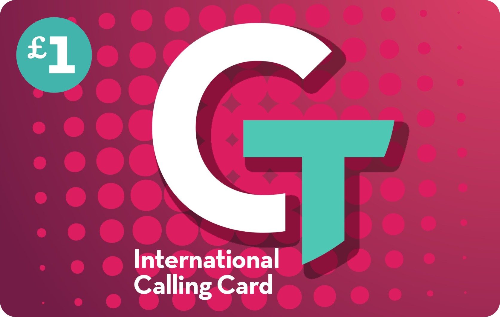 CT Paper International Calling Card Scratch Card Printing