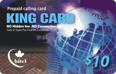 King Card Prepaid Calling Card Custom Scratch Cards PVC Cards Printing