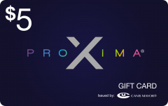 Proxima Gift Card Printing Custom PVC Cards