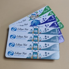 4 in 1 Multi-Pin Scratch Card Printing Company