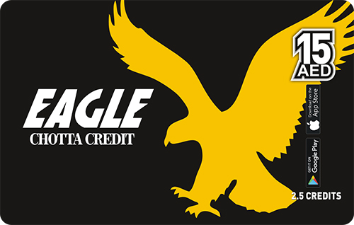 Eagle Recharge Prepaid Card Scratch Card Printing