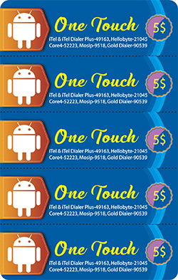 One Touch 5 in 1 Multi-Pin Scratch off Printing