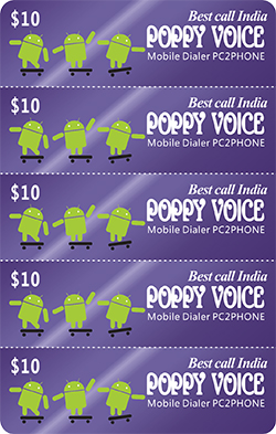 Poppy Voice 5 in 1 Multi-Pin Scratch off Printing