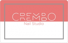 Nail Studio Membership Card Printing Custom Printed Plastic Cards