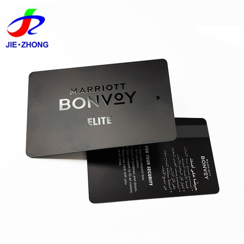 Factory custom printing reader writer encoder pvc magnetic business card